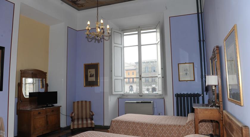 foto Royal Victoria Hotel camere