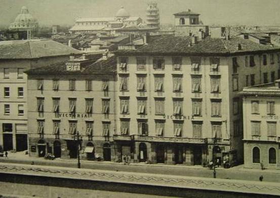 foto Royal Victoria Hotel storia