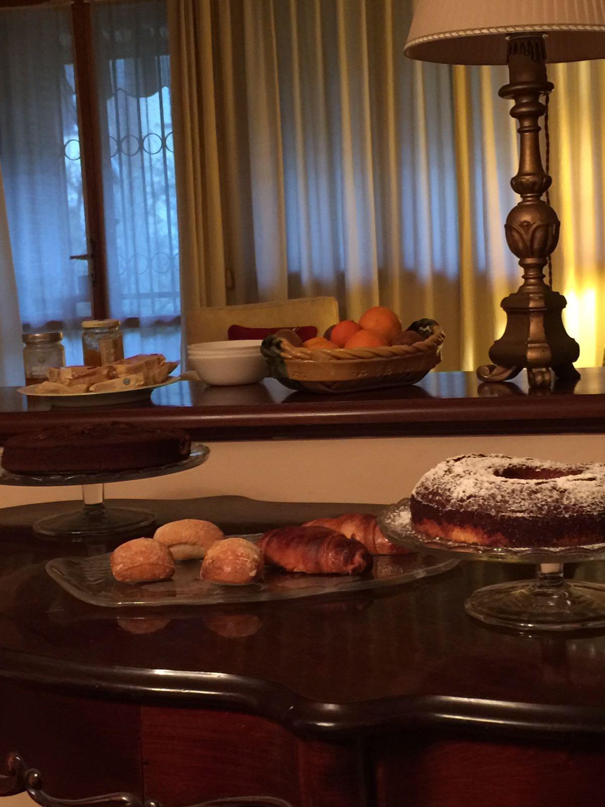 colazione Bed and Breakfast PISA RELAIS